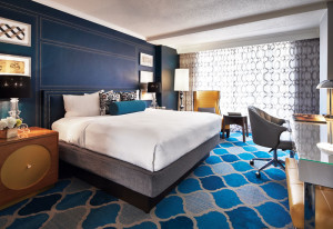 Embassy Row Hotel's new guest rooms